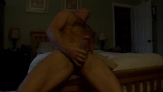 Sexy Guy Wanking, Edging and CUMMING