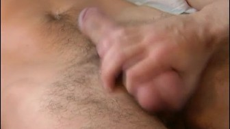 My neighbour made a porn !Watch his huge cock serviced!