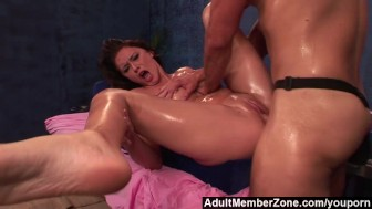 AdultMemberZone – Extra oiled extrem massage