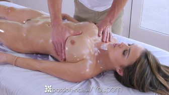 Passion-HD - Dillion Harper sexy wet massage with facial