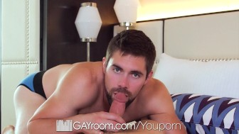 GayRoom - Southern Boys Oil Up and Fuck