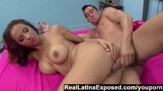 RealLatinaExposed - Mulani Rivera wants a big load on her big tits