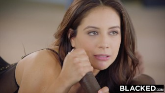BLACKED Jynx Maze's Hot Affair