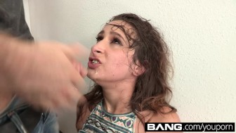 BANG Casting: Ashley Gets Tied Up & Fucked