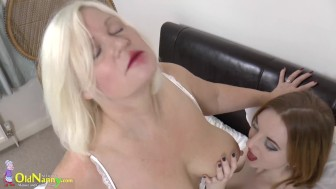 OldNanny Mature Lacey Starr Got New Sex Doll