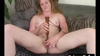 Sexy Erin Masturbating