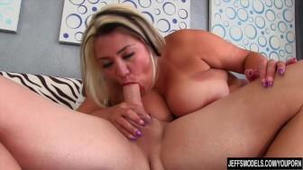 Hot chubby girl fucked good
