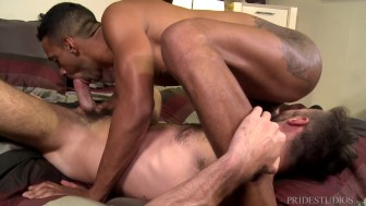 Mike DeMarko Tops Ebony Hunk