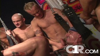 Captured: Scene 4, Rob Barry , Vin Nolan