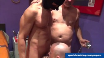 Horny Spaniards Fucking