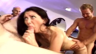 Horny Housewife Fucks A Stranger
