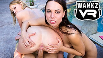 WankzVR - Back in the Day ft. Aidra Fox and Chloe Scott