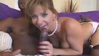 Wife's Hole Stretches With Huge Cock