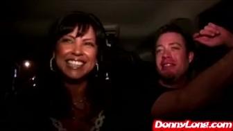 Donny Long fucks Milf Mom asshole with his boy