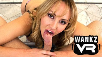 WankzVR - Dream Girl: Brett Rossi