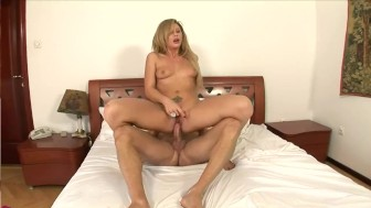 She Strokes That Cum Out - Combat Zone
