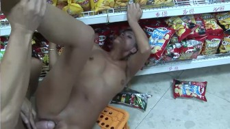 Fucking The Grocery Store Clerk - Combat Zone