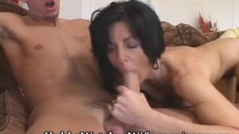 Horny Mature Fucks Younger Replacement