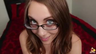 Glasses n' Ass - Nickey Huntsman