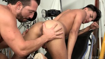 Cute Twink Takes Jimmy Durano's Hot Cock