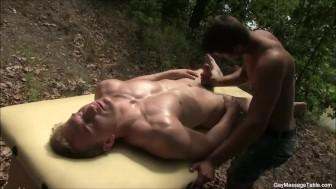 Gorgeous Gay Boys Hot Massage Blowjob