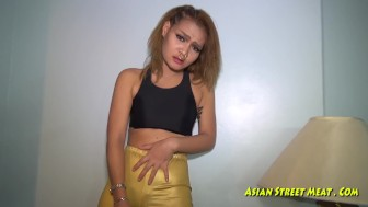 Elevator Pickup Indian Slut In Singapore