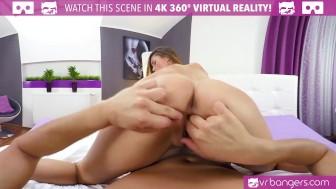 VR PORN-BARBARA BIBER ROUGH MAKE UP SEX
