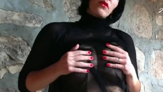 hot german anett solo