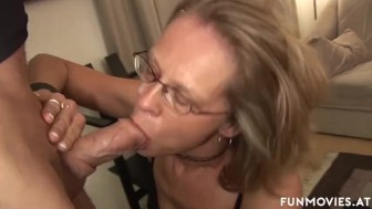 Anal Mature German Boss