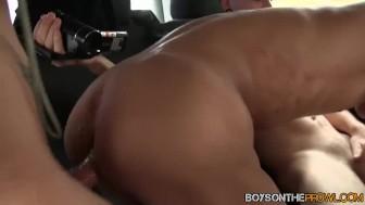 Matt Mac loves fucking Stephan Black and Deacon Hunter