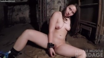 Restrained Teen - I kind of want to play with myself