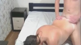 Horny Slut Gets Fucked In Multiple Position
