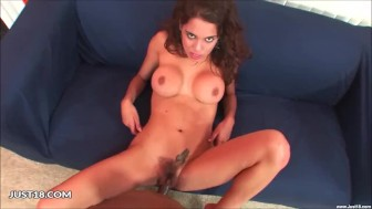 Renea Cruz in a POV Fuck Sssion