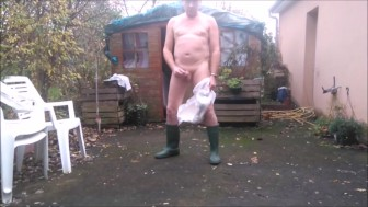 genuine exhibitionist showing his underwear and more (part 2).mp4