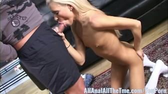 Petite Teen Kacey Jordan Gets Ass Fucked For First Time!