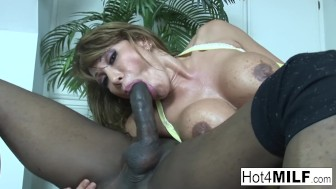 Kathie White Gets Fucked By Bbc