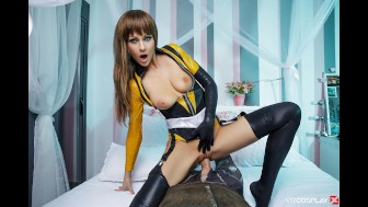 VR Cosplay X Fuck Tina Kay In Watchmen XXX Parody VR Porn