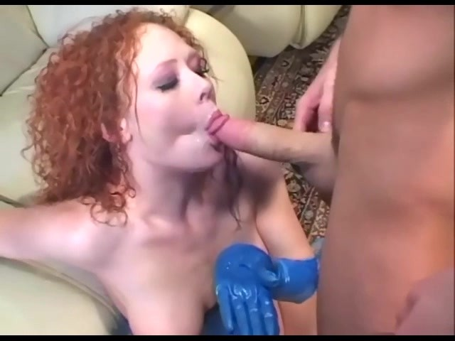 Breasty Milf Fucking In Latex Nylons And A Corset