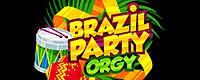 Brazil Party Orgy
