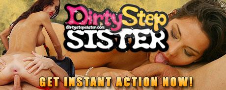 Dirty Step Daughter