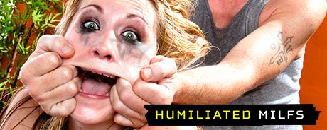 Humiliated MILFs