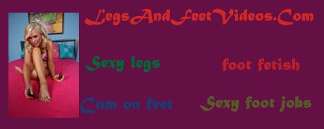 Legs and Feet Videos