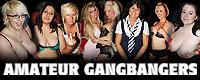 Amateur Gangbangers