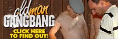 Oldman Gangbang